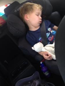 4 year olds - Nick Banham