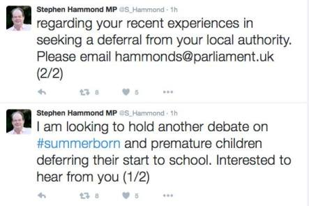16-Apr-04 Stephen Hammond MP tweet