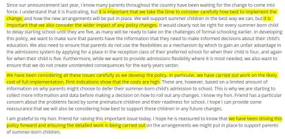 16-Oct-10 School Admissions Code debate - Nick Gibb MP
